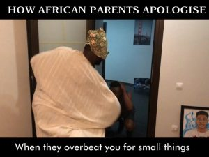 Download Comedy Video:- How African Parents Reacts After Beating You
