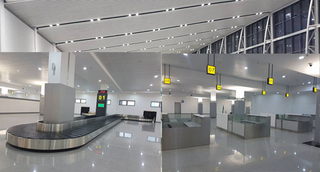 Buhari In Rivers For Inauguration Of New Terminal At Port Harcourt Airport