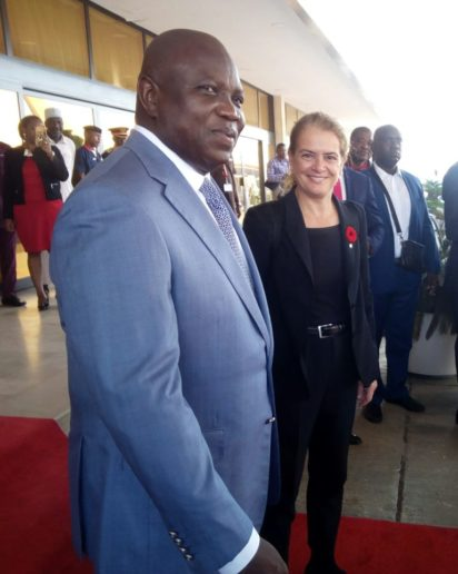 Canadian Governor General, Explains Why Nigeria Must Own Comm Satellite