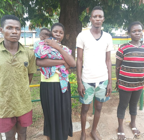 Child Rescued After Being Kidnapped In Benue And Sold In Abia For N500K