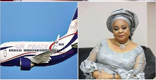 Senator's Wife, Others Escape Tragedy On Flight From Lagos To Owerri