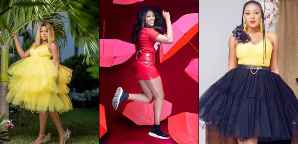 Ex-Beauty Queen Turned Actress Peggy Ovire Is A Year Older Today (Photos)