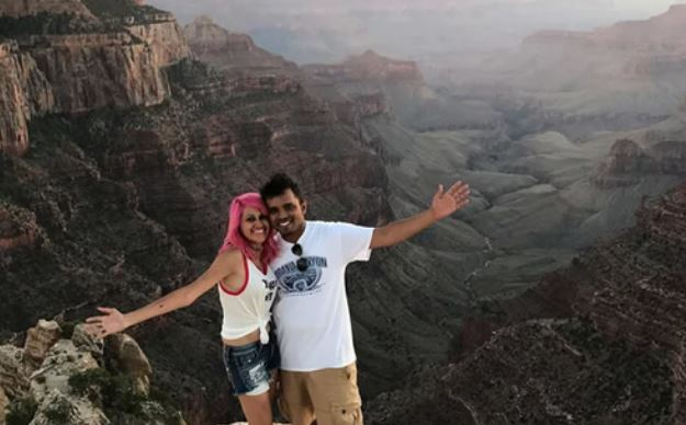 Indian Couple Fall To Their Death While Taking Selfie (Photos)
