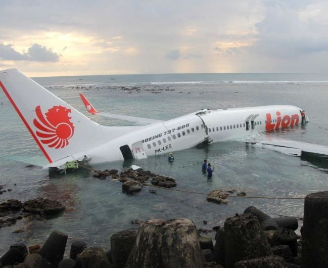 Indonesia Dismisses Technical Director And Technicians Of Lion Air Over The Crash Of One Of Its Jets With 189 People On Board
