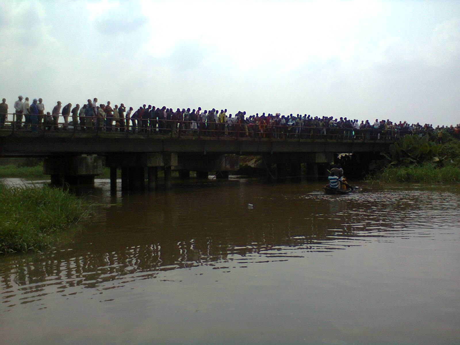 Man Dies After Car Plunges Into Abuja River