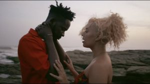 Download Video:- Major Lazer Ft Mr Eazi And Raye – Tied Up
