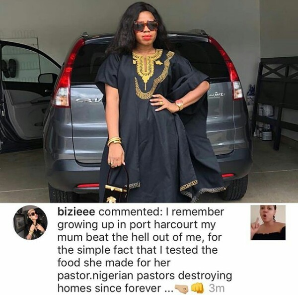 Nigerian Lady Says Her Struggling Elder Brother Gives Money To His Pastors But Never Sends Anything To Their Mother