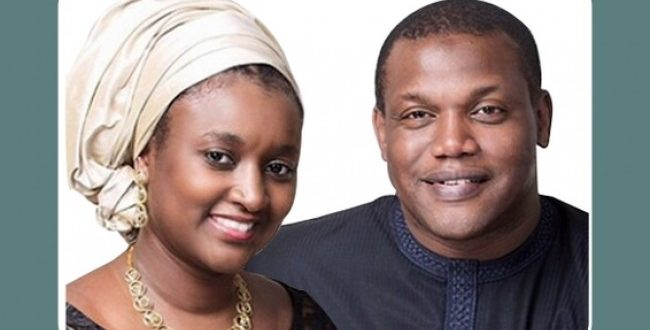 Billionaire Indimi's Daughter Calls Out Babangida's Son Over Child Custody Case