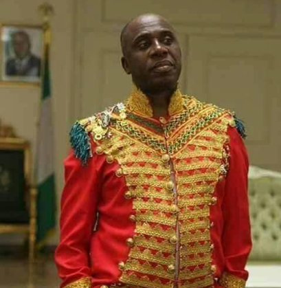 Rotimi Amaechi Narrowly Escapes Another Dangerous Situation Days After Plane Incident