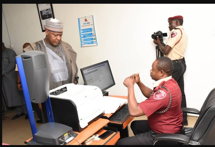 'What I Saw At FRSC Office In Abuja' – Dogara