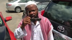 Comedy Video:- Alhaji Musa – Parking Space