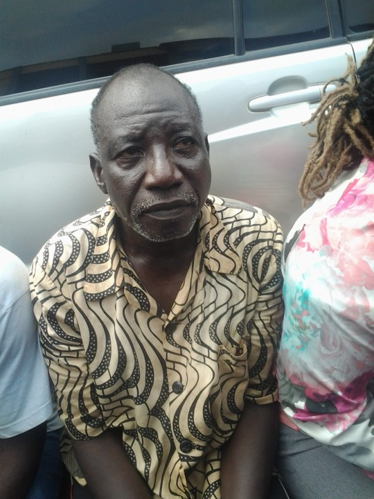 62-Year-Old Man Arrested For Fingering Neighbour's 10-Year-Old Daughter (Photo)