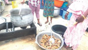"""Drama As Bride's Father Cancels Wedding On """" D-Day"""" In Ibadan (Photos)"""