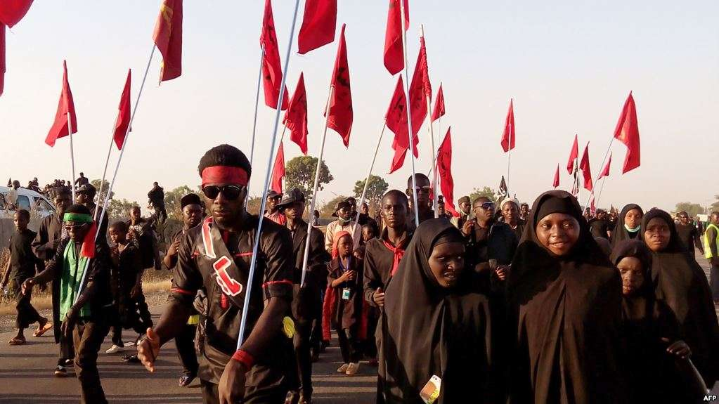 'If We Have Weapons, Nigerian Army Can't Face Us' – Shiites