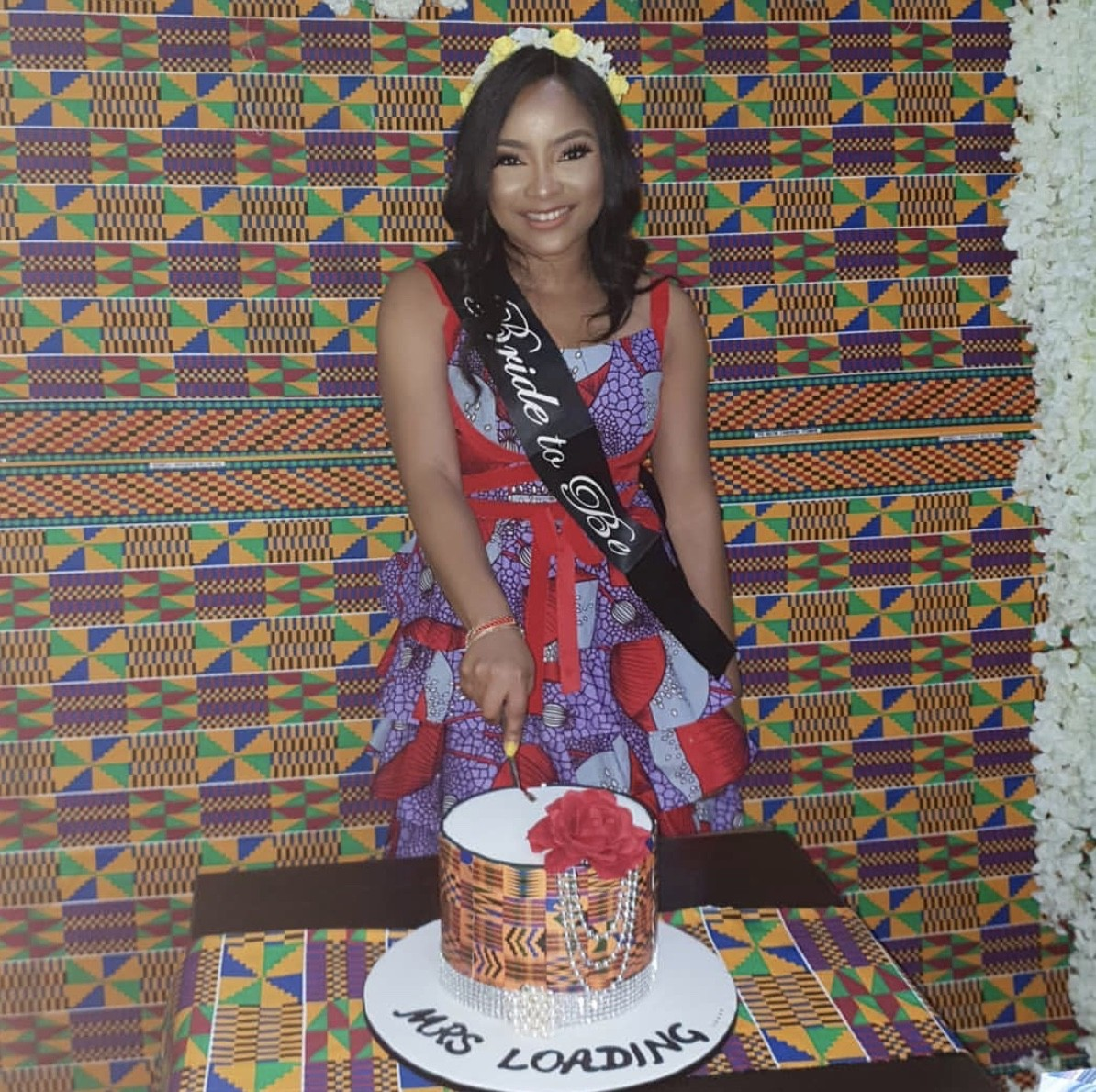 Actress Linda Ejiofor Is Getting Married! See Photo From Her Bridal Shower
