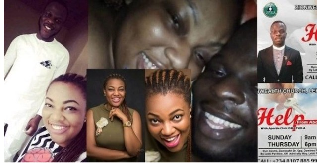 Pastor Whose Sex Tape Went Viral Bounces Back. See What He Was Seen Doing (Photos)