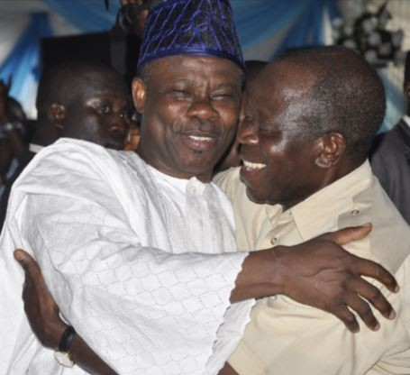 Governor Amosun Speaks On Adams Oshiomhole's Alleged Detention