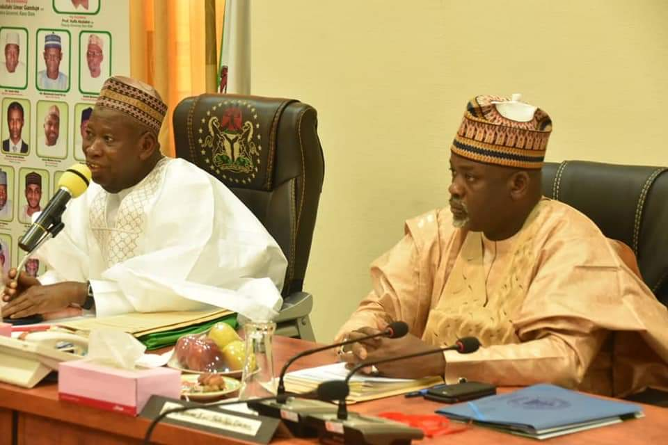 Governor Umar Ganduje Approves N1.036BN For Repairs Of 31 Roads In State Capital