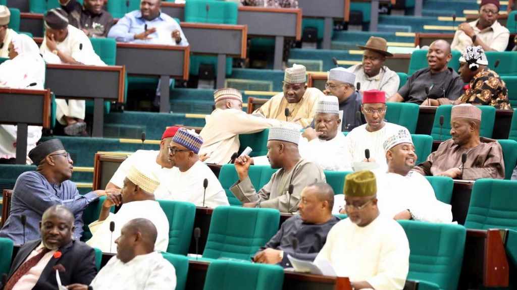 4 APC Reps Quit Party, Announce Their New Party