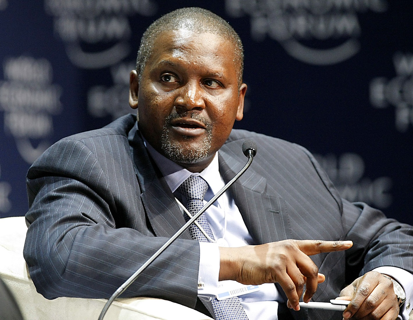 'I'll Buy Another Club If Arsenal Won't Be Sold To Me' – Dangote