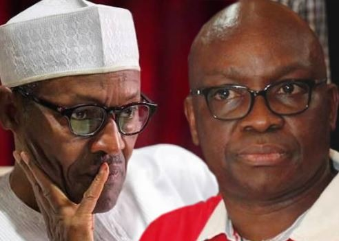 'If Buhari Wins In 2019, Nigerians Will Be Running To Neighboring Countries To Feed' – Ayo Fayose