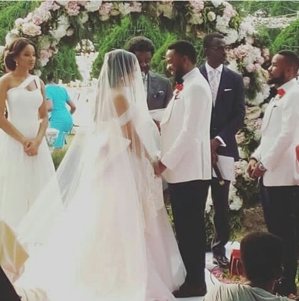 Here Photos From Linda Ejiofor And Ibrahim Suleiman S