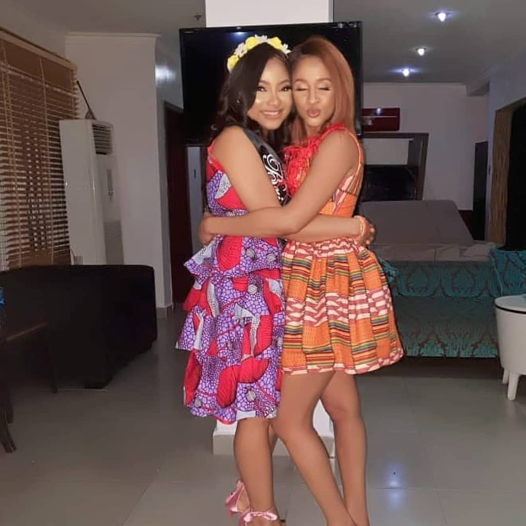 More Photos From Actress Linda Ejiofor's Bridal Shower, Adesua Etomi Spotted