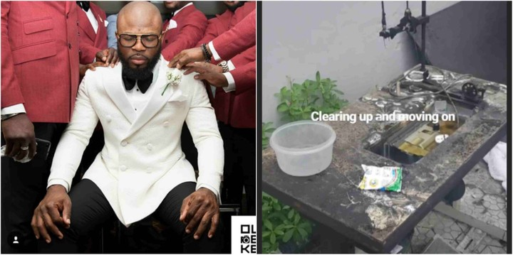 Nigerian Fashion Designer, Mai Atafo Office Gutted By Fire (Photos)