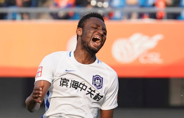 Mikel Obi Ruled Out Of The Season With Muscle Injury