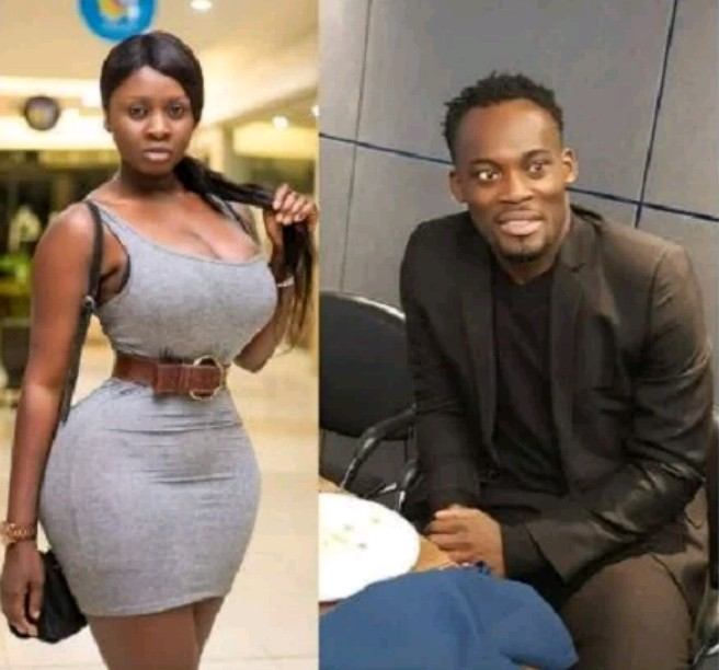 Michael Essien's Ex-Lover Shades Wife For Moving Out Of His Home