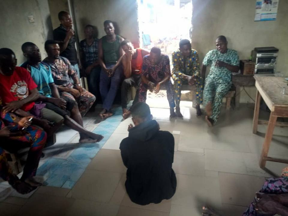 Serial Rapist Who Tore Girl's Private Part Apprehended In Lagos (Photos)