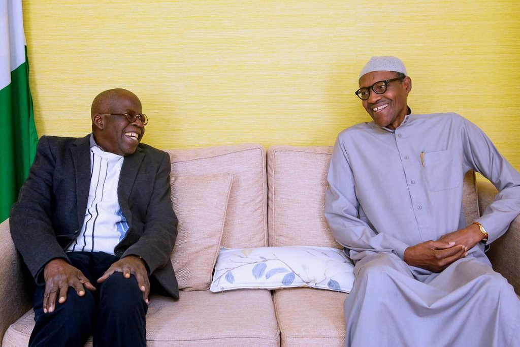 DSS Arrest: Tinubu Reacts To Calls For Oshiomhole's Removal