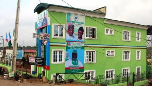 Why President Buhari's South-West Campaign Office In Ibadan Was 'Shut Down'