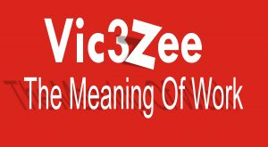 Download Music Mp3:- Vic3Zee – The Meaning Of Work