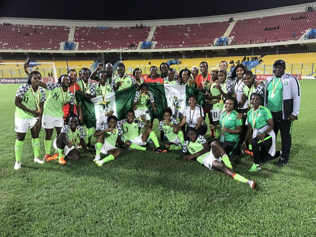 Image result for super falcons