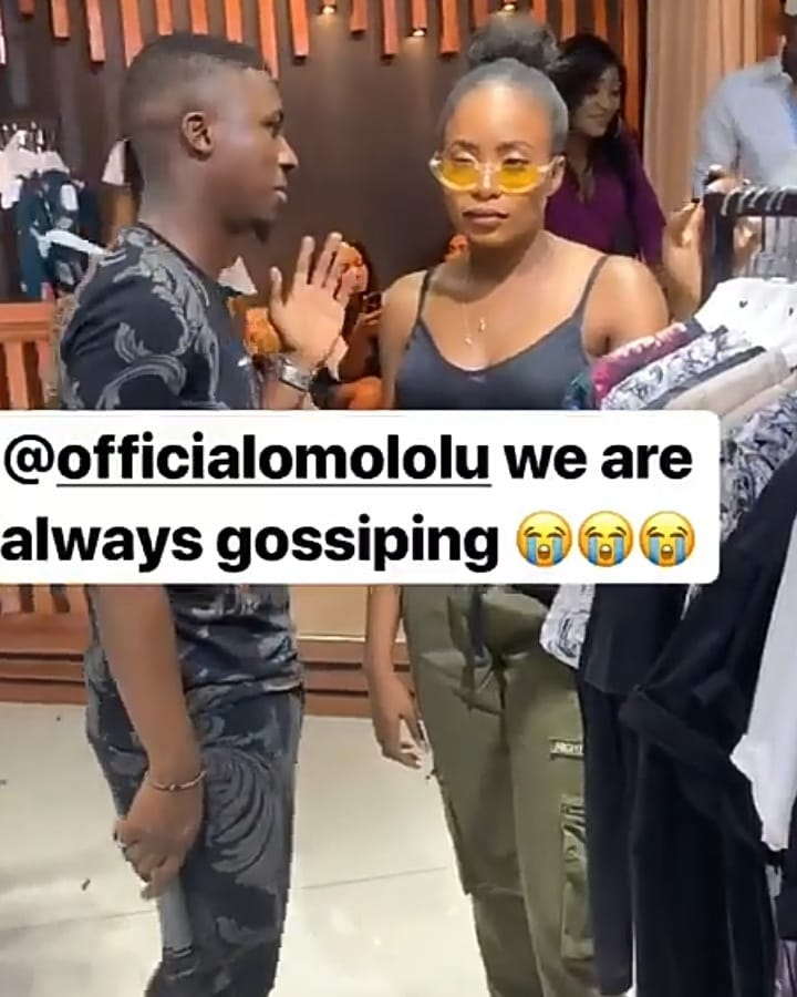 Lolu and kiki