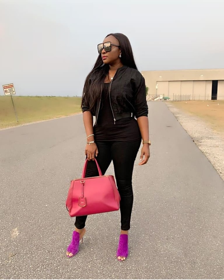 #ViralNow: Ini Edo Wows In New Chic Photos 1