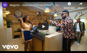 Download Music Mp3:- Magnito Ft Gspihrz – Adebayo - LatestNaijaSongs com