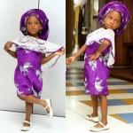 Aso-Ebi Lookbook: Kids Styles that Stun
