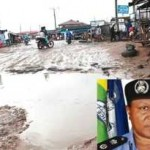 Policemen Run As Robbers Abduct Husband & Wife In Front of Police Station