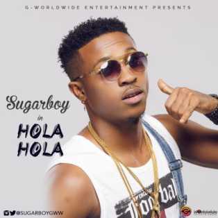 Download Music Mp3:- Sugar Boy - Holla Holla - 9jaflaver