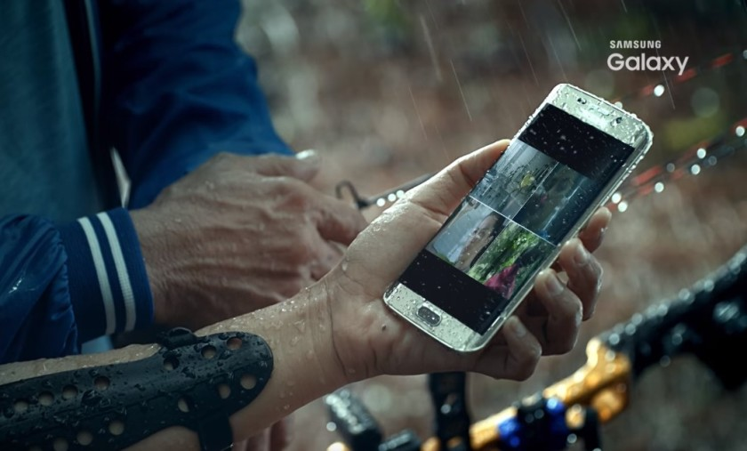 Samsung's Galaxy S7 may be water resistant