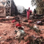 30 Dead After Speeding Trailer Conveying Them Tumbled On Lagos-Ibadan Expressway