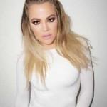 Beauty Crush – Khloe Kardashian Is A Blonde Bombshell
