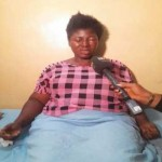 Journalist Brutalised By 'One-Chance' Robbers In Lagos (see photo)
