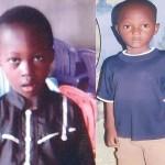 Missing Children Allegedly Found Dead In Church In Ogun State (See Photo)
