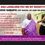 Landlord's 'Wahala': See What Frustrated Tenants Did To Their Lagos Landlord (Here)