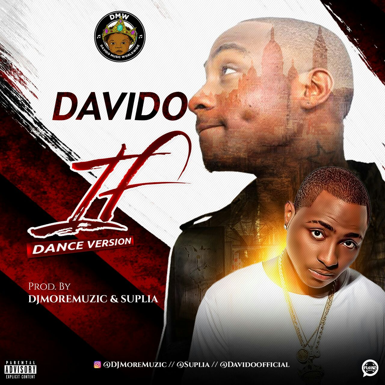 Download Music Mp3:- Davido - If (Dance Version) Prod By
