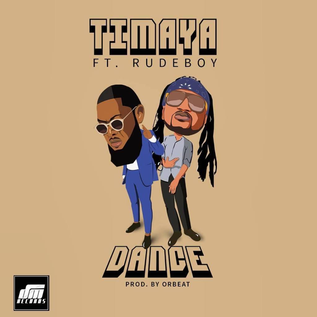 Download Music Mp3:- Timaya Ft Rudeboy (Psquare) - Dance