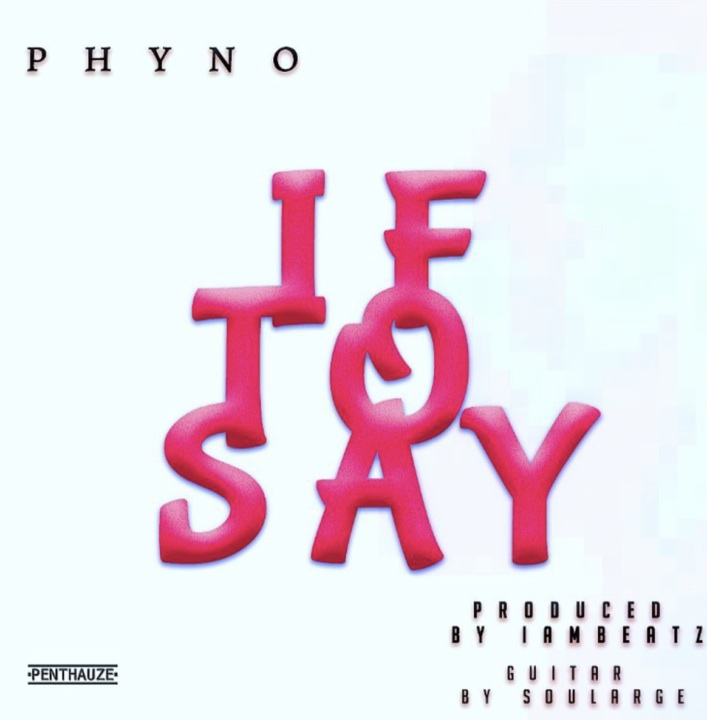 Download Instrumental:- Phyno - If To Say (Remake By Eazibitz